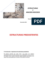 Estructurasy Estabilidad de Macizo Rocoso