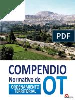 Compendio Normativo de Ordenamiento territorial