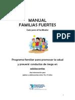 Manual Familias Fuertes Guia Facilitador