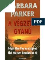 Barbara Parker - A végzetes gyanú.pdf