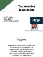 Aplicação Localizada