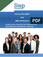 Next Step GMAT E Book