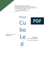 Control I - Cubo Led