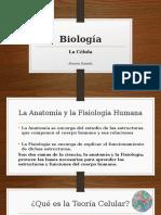 Biología- La Célula