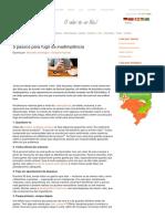 5 Passos Para Fugir Da Inadimplência - Educação Financeira DSOP(1)