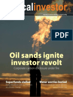 Ethical Investor magazine June/July 2010