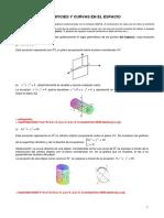 Ecuaciones en El Espacio Figuras Geometricas 2