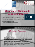 01 Conceptos Basicos de Doppler Color Ecografia Seram Basic Concepts of Doppler Us