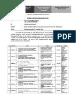 Informe de Difusion Radial Mes Junio y Juliopdf
