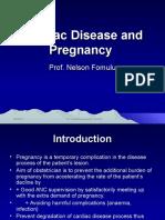 Cardiac Disease and Pregnancy