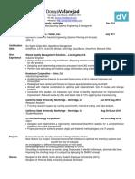 donyavafanejad resume