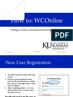 Online and ETutoring Appointments (WCONLINE)