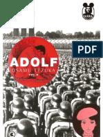 Adolf - Ozamu Tezuka - Volume Dois