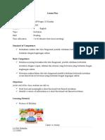 Lesson Plan PPL 1