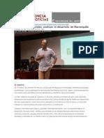 2016 0621 Lombana Líderes Empresariales Analizan El Desarrollo de Barranquilla