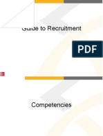 5Guide to Recruitment
