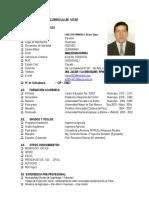 CV Ruben Melgar