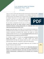 Ensayo Estados Financieros Según Las NIIF