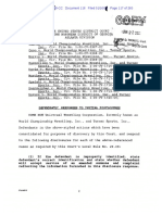116-K UWC Response to Initial Disclosures