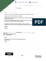 116-R Brenda Smith Email Re Dentist