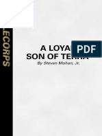 A Loyal Son of Terra - Stephen Mohan, Jr. - Battletech eBook