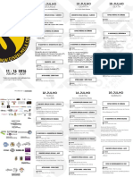 FISP 16 - Desdobrável Programação