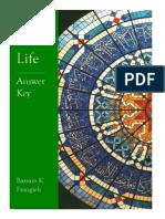 Arabic for Life Answer Key - Frangieh