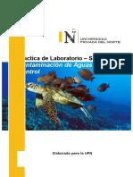 Práctica de Laboratorio 2_Reconocimiento de Contaminantes en El Agua