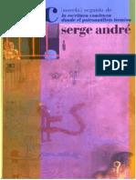 André, Serge (2000). FLAC (Novela) - Seguida de La Escritura Comienza Donde El Psicoanálisis Termina. Siglo XXI