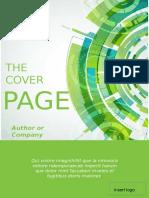 eBook 1 - Green Theme