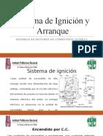Sistema de Ignición y Arranque