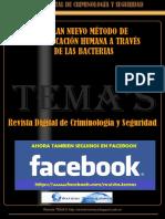 97 - Método de Identificación Humana a Través de Las Bacterias