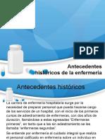 Fundamentos de La Enfermeria(Antecedentes Historicos de Enfermeria)