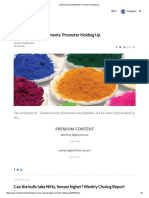 Ultramarine and Pigments_ Promoter Holding Up