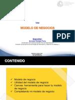 Modelo de Negocios - Bmc