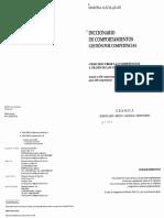 Diccionario Comportamientosgestion Por Competencias