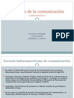 Teóricos de la comunicación en Latinoamérica
