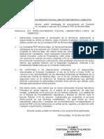 Informe Contacto Ciudadano