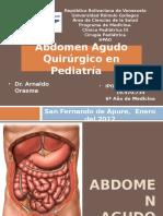 abdomenagudoquirurgicoenpeaddiatria-120522123228-phpapp01