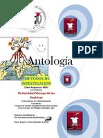 Antologia de Metodos de Investigacion AE06 Matutino Mixto Sabatino I Cuatri. Sep-Dic 2014 VIZCAYA