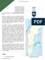 Upsala - Wikipedia, La Enciclopedia Libre