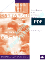 Obesity Guidelines Archive
