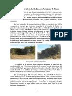 Breve Historia de La Sociedad de Pastos de Navalperal de Pinares