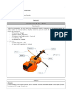 01 Los Instrumentos de Arco - Parte I