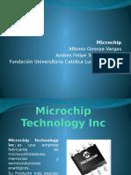 Presentacion Microchip