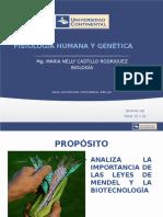 Genetica y Biotecnología