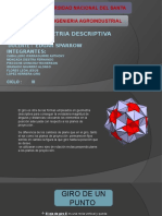 Giros - UNIDAD III