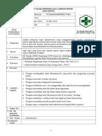8.1.4.1a Sop Pelaporan Hasil Pemeriksaan Laboratorium Yang Kritis