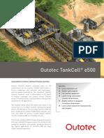 Outotec Flotation - TankCell e500