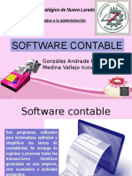 Sofware contable